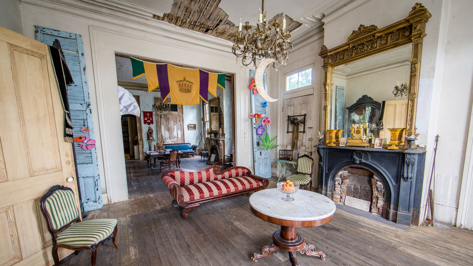 House Calls  Inside A Lovingly Restored Treme Townhouse