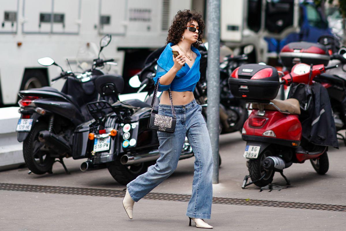 Y2K Fashion Denim
