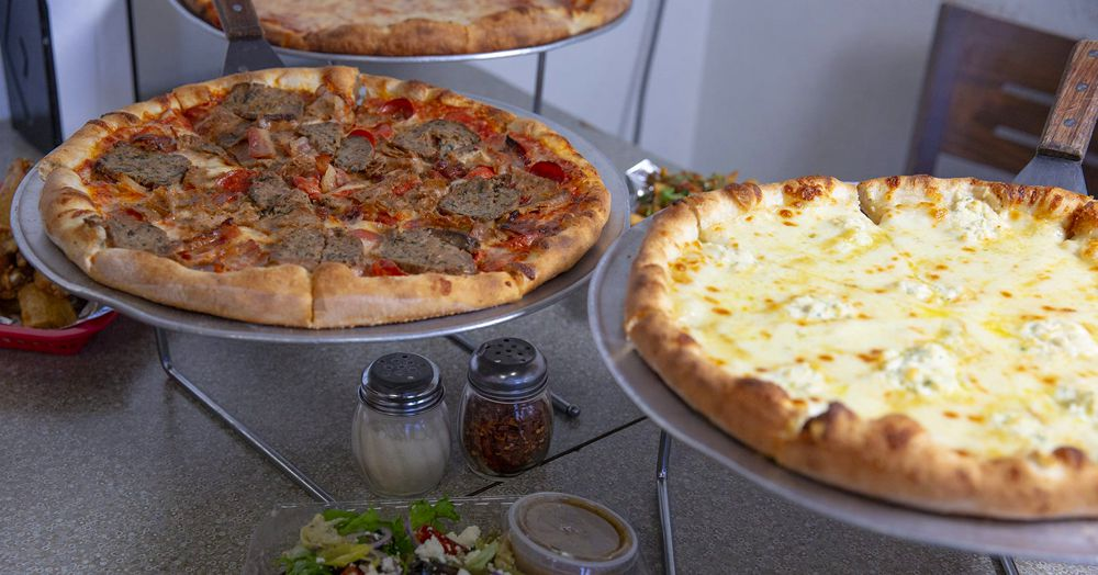 Those Guys Pies Debuts East Coast-Style Pizzas in Henderson