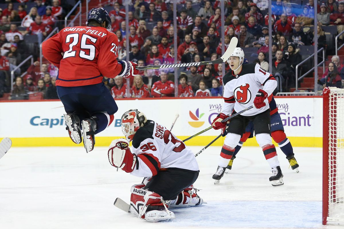 hot sale online e393b c6c1b Gamethread #44: New Jersey Devils vs. Washington Capitals ...