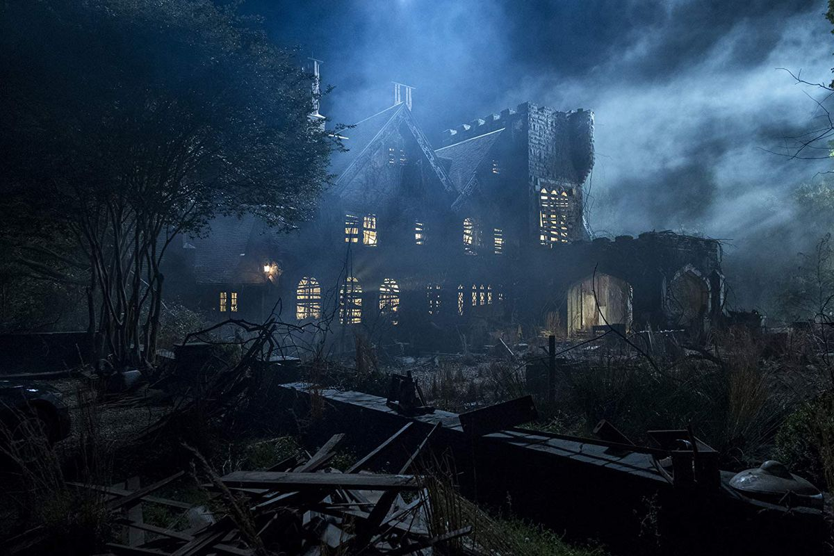 Image result for haunting of hill house images