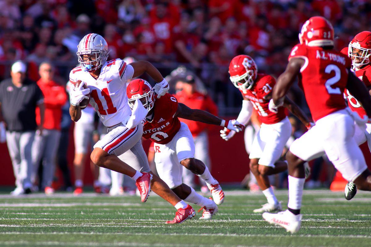 Ohio State v Rutgers