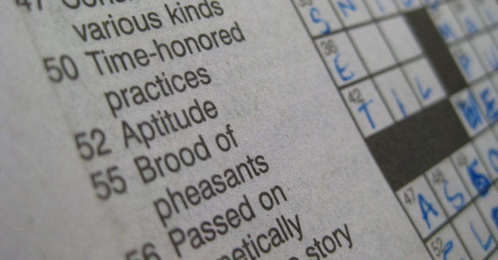 Collaborative NYT crosswords return to Twitch over Thanksgiving weekend