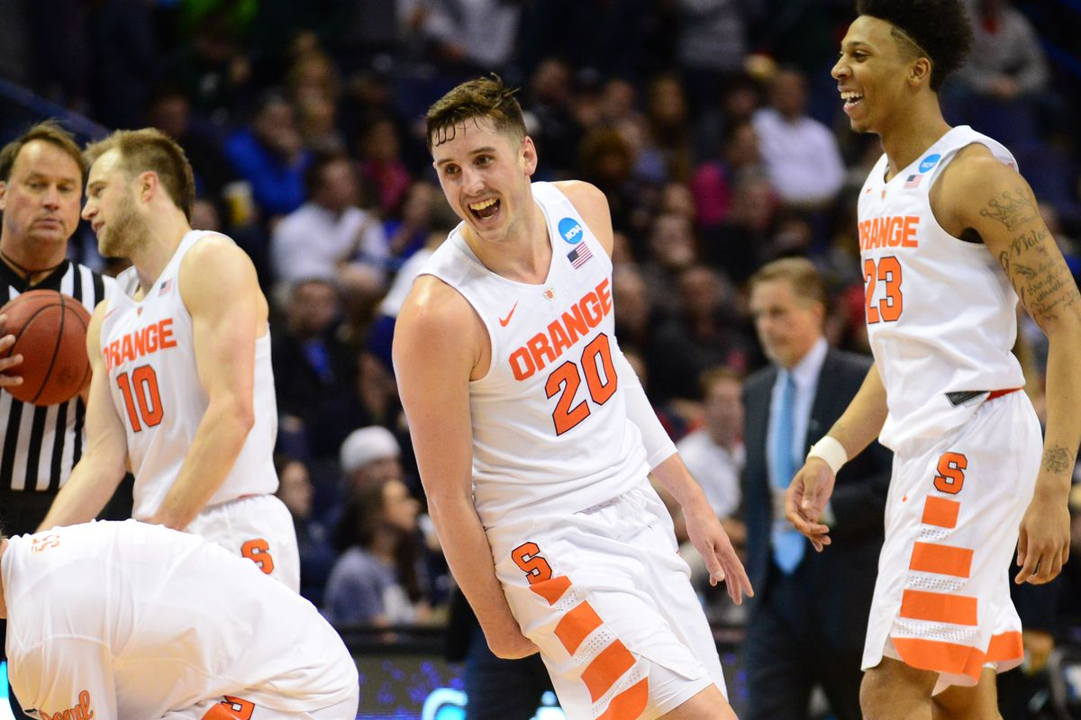 THE PLUCKIEST UNDERDOG IN NCAA TOURNAMENT HISTORY NEVER MIND SYRACUSE'S GAME AGAINST HOPKINS LAST SATURDAY NOPE NEVER HAPPENED