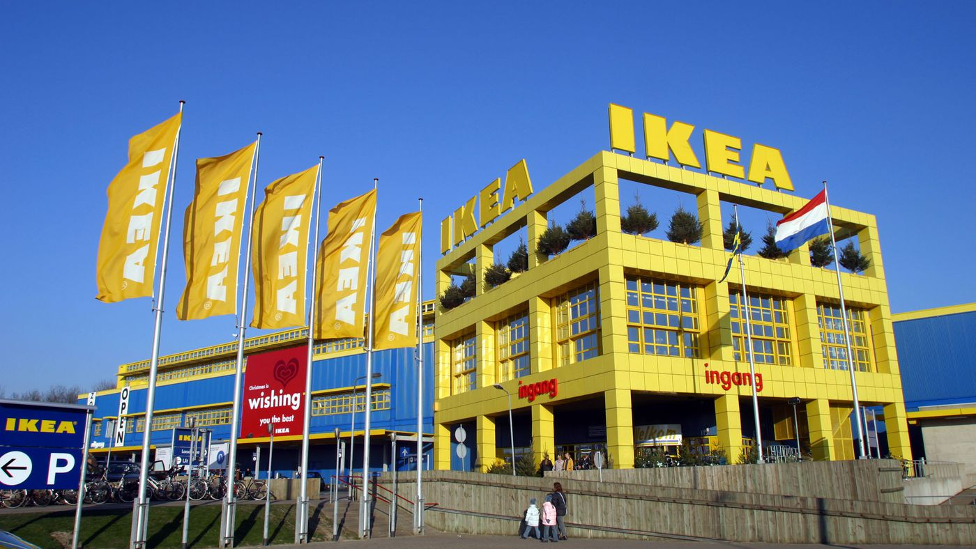 Cops Stop 3,000-Person Hide-And-Seek Game In IKEA Because Fun Is Illegal
