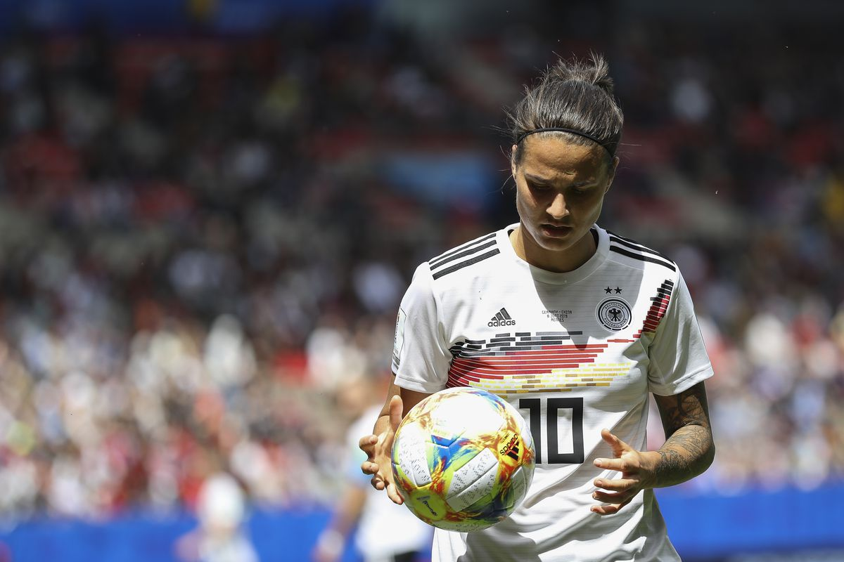 Germany v China PR: Group B - 2019 FIFA Women's World Cup France