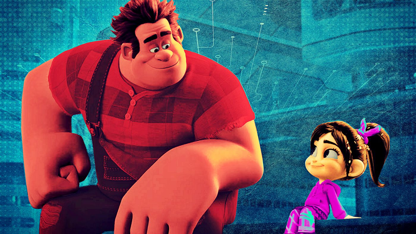 A Terrified Dad S Guide To Ralph Breaks The Internet The Ringer