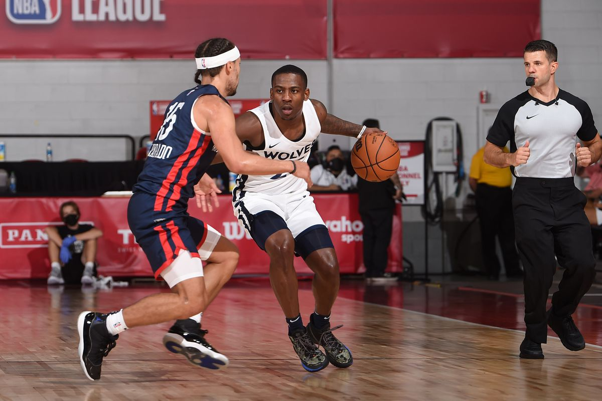 2021 Las Vegas Summer League - New Orleans Pelicans v Minnesota Timberwolves