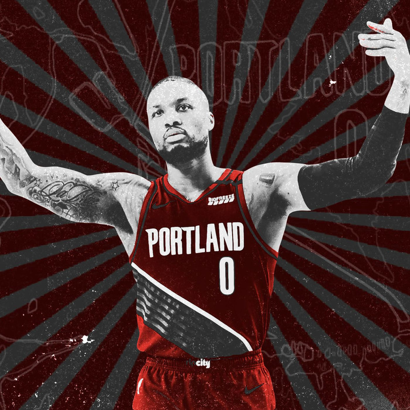 Damian Lillard Demands Your Attention The Ringer
