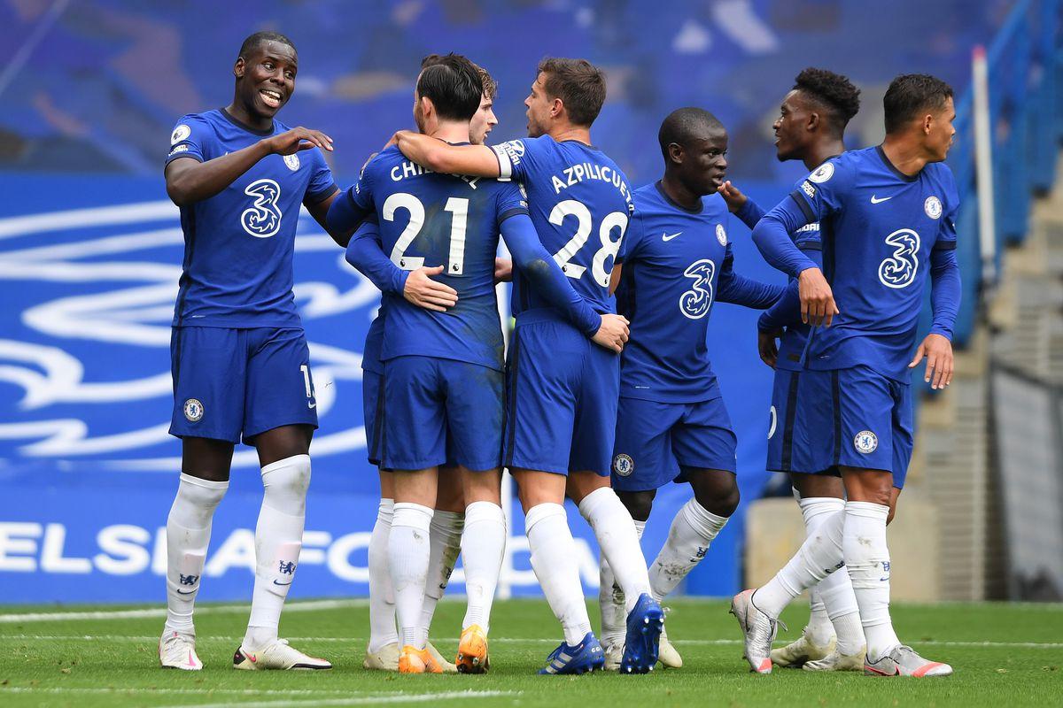 Chelsea 4 0 Crystal Palace Premier League Post Match Reaction We Ain T Got No History