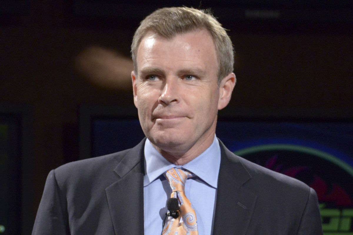 The Solid Verbal  ESPN s Tom Rinaldi reveals the secrets to his emotion  factory b838caf2138dc
