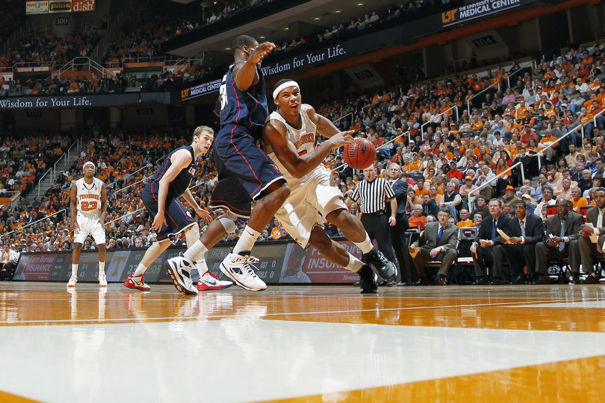 Ladies and gentlemen, Jarnell Stokes (Photo by Joe Robbins/Getty Images)