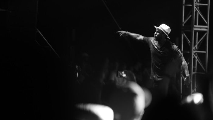 ScHoolboy Q looking for the livest crowd