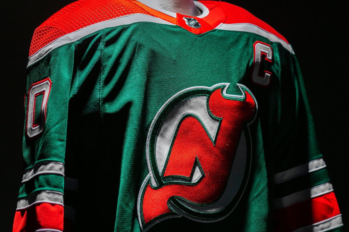 New Jersey's New Jerseys - All About The Jersey