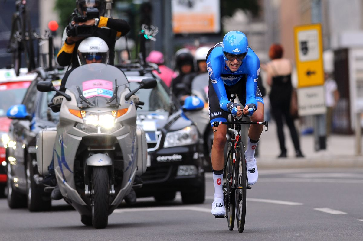 Ciclismo: 95ª turnê da Itália 2012 / etapa 21