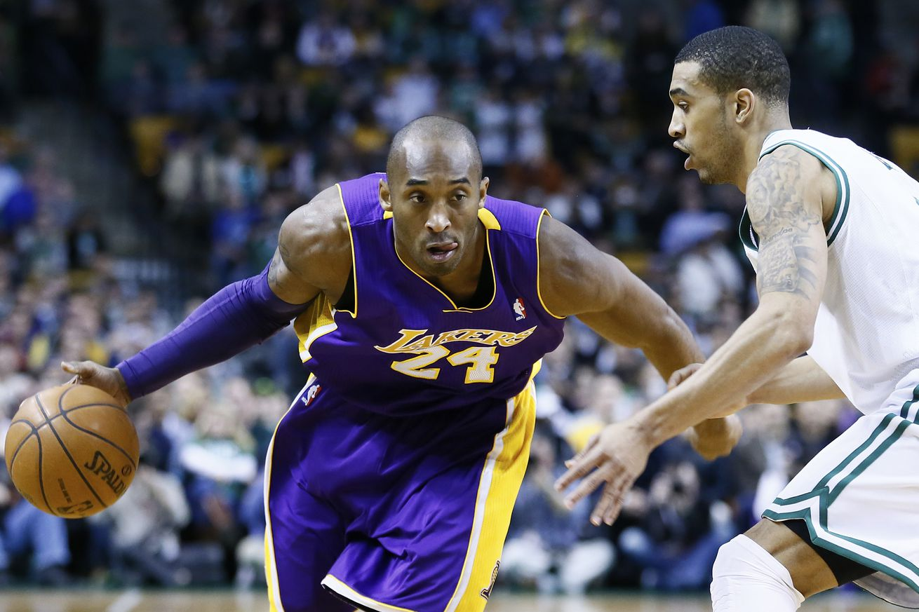 Los Angeles Lakers v Boston Celtics