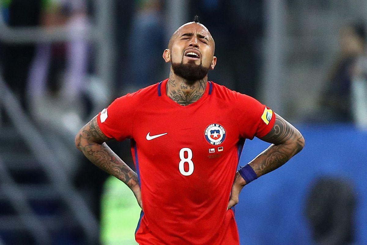 Rumour Mongering Liverpool Plot Swoop for Arturo Vidal The