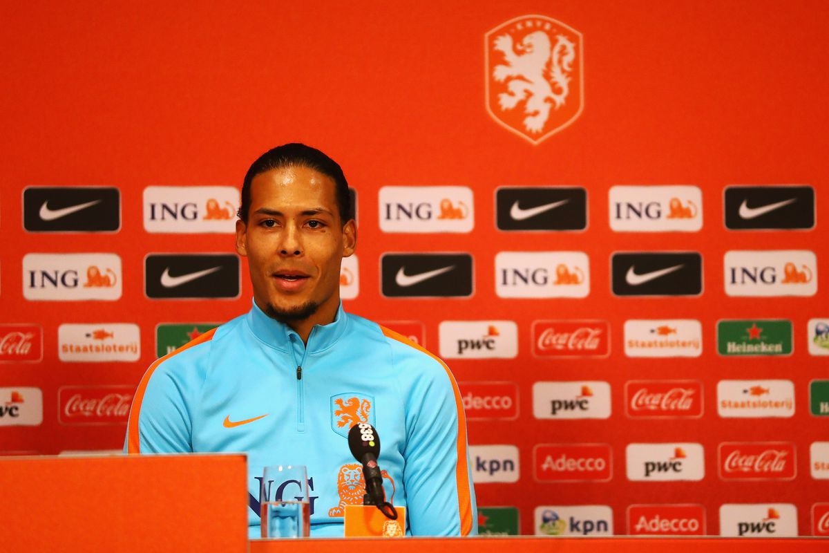 Koeman names Van Dijk new Netherlands captain