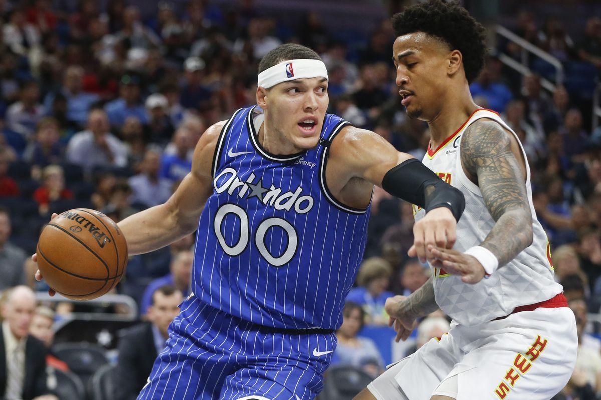 NBA: Atlanta Hawks at Orlando Magic