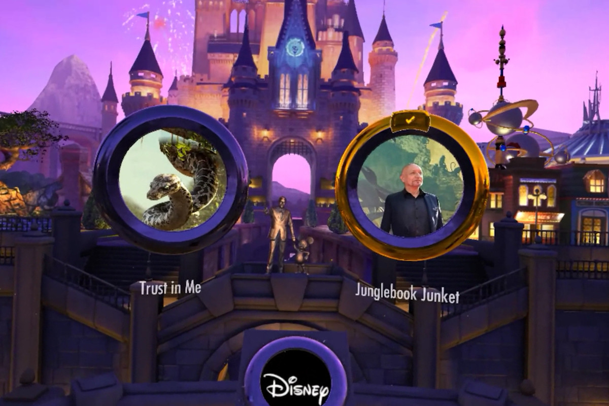 Together Energy Reviews >> Disney's new Steam app puts its VR experiences in one ...