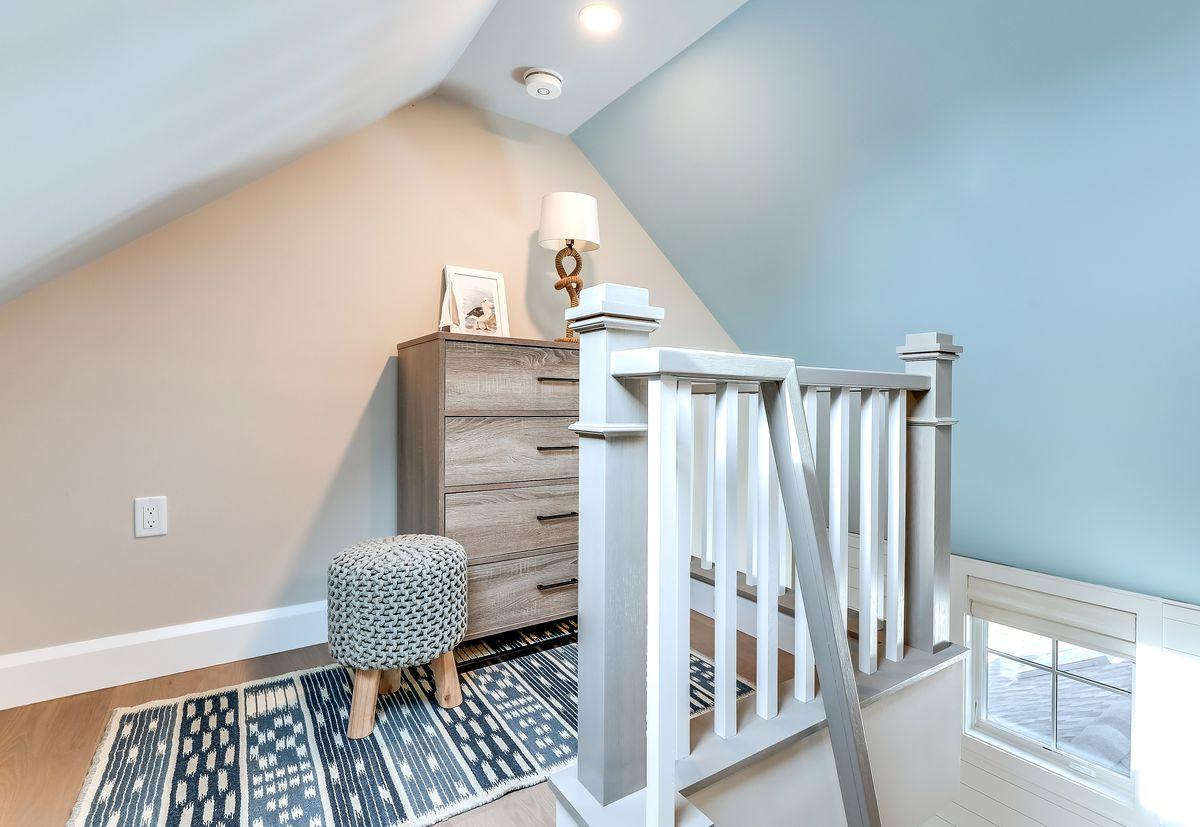 Cottage on the Cape, Idea House 2020, Loft, Sep/Oct 2020