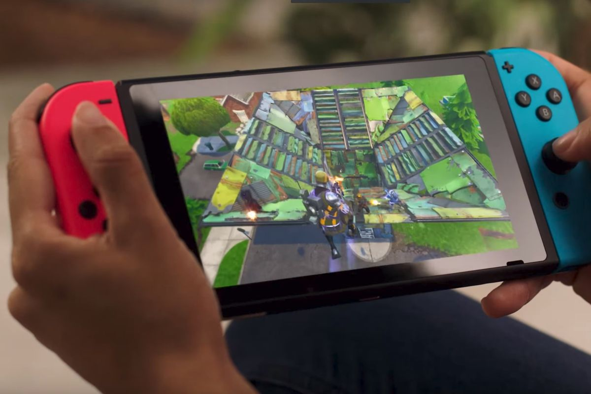 Sony Is Blocking Fortnite Cross Play Between Ps4 And Nintendo Switch