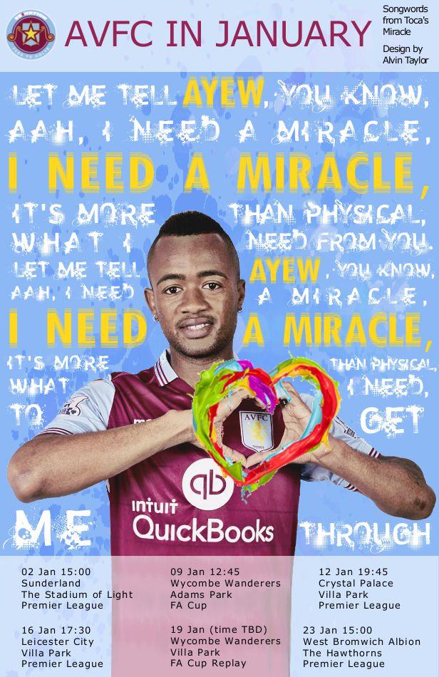 Ayew Miracle