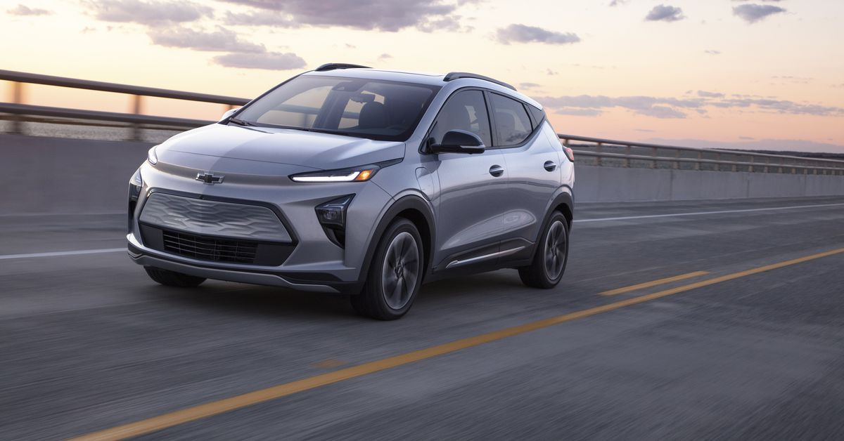 The Chevy Bolt is now a compact SUV with 250 miles of range and 'hands-free' driving – The Verge