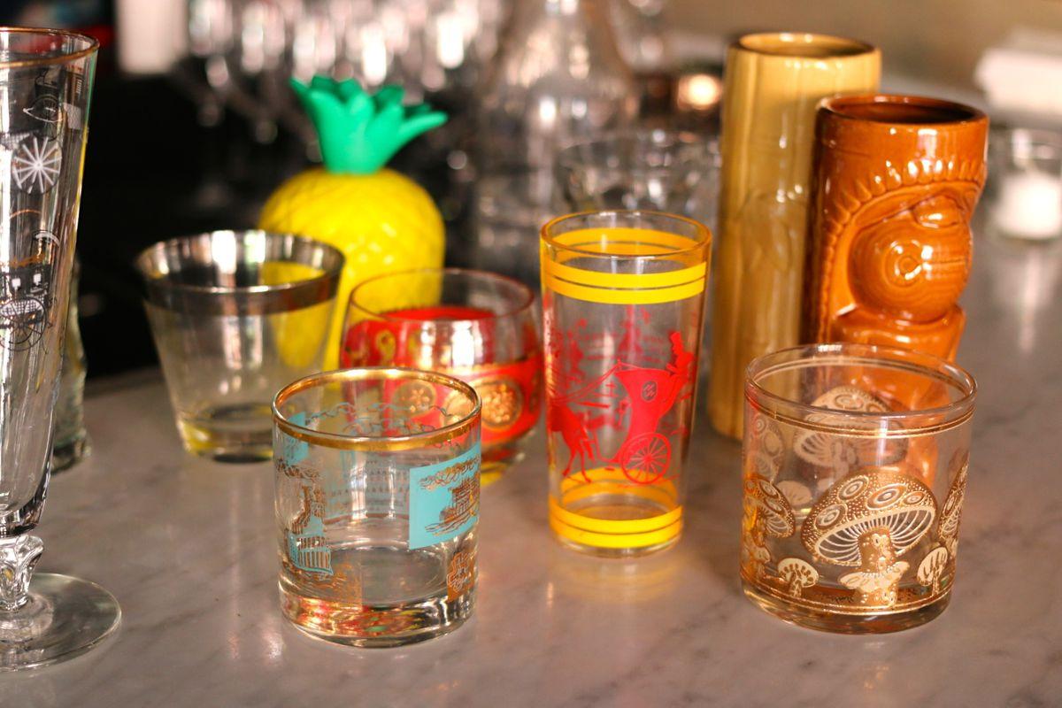Gallery: Ward 8 Glassware