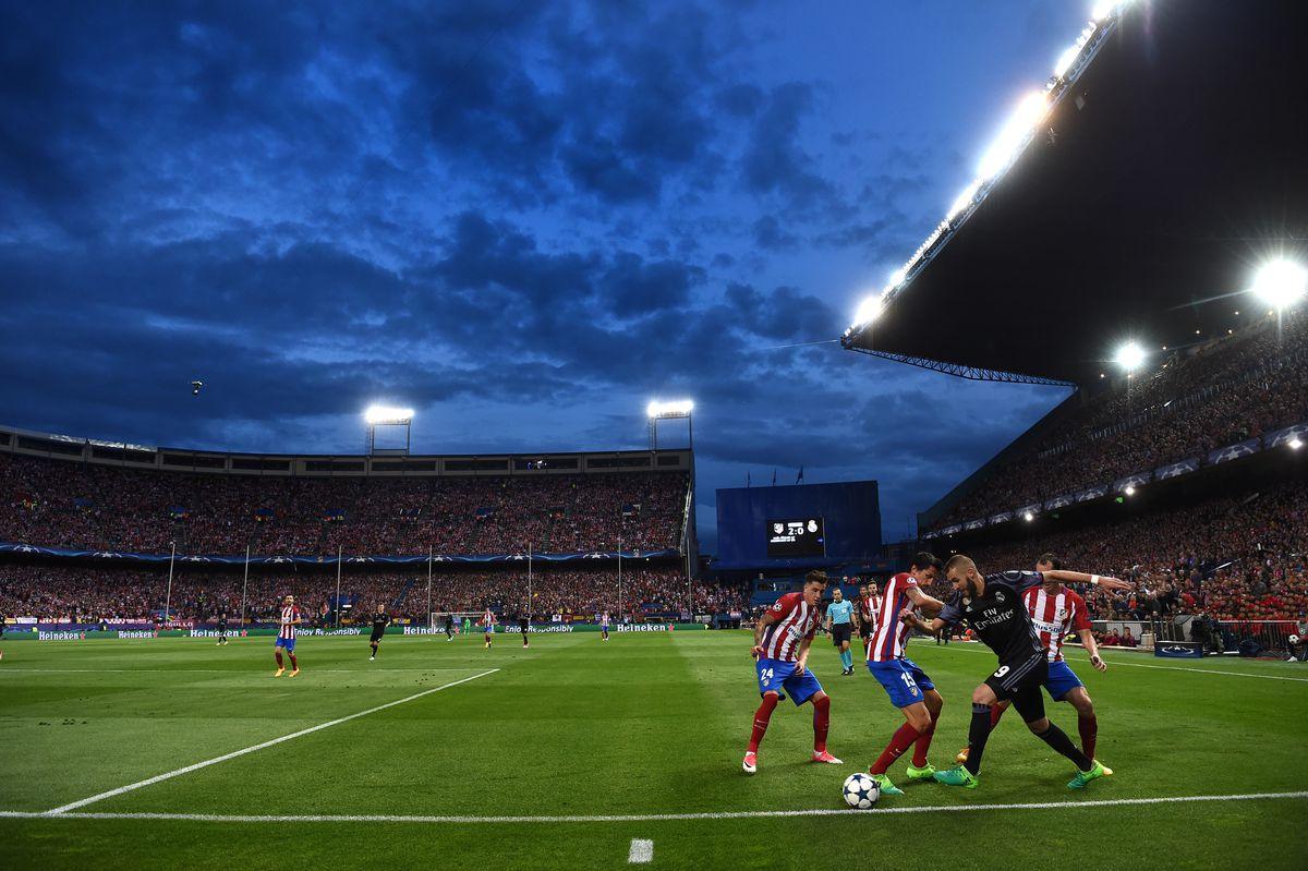 Club Atletico de Madrid v Real Madrid CF - UEFA Champions League Semi Final: Second Leg