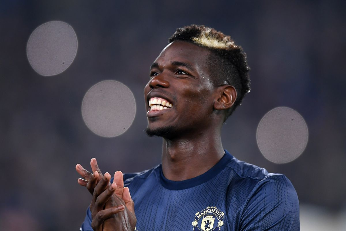 Paul Pogba - Manchester United - UEFA Champions League Group H