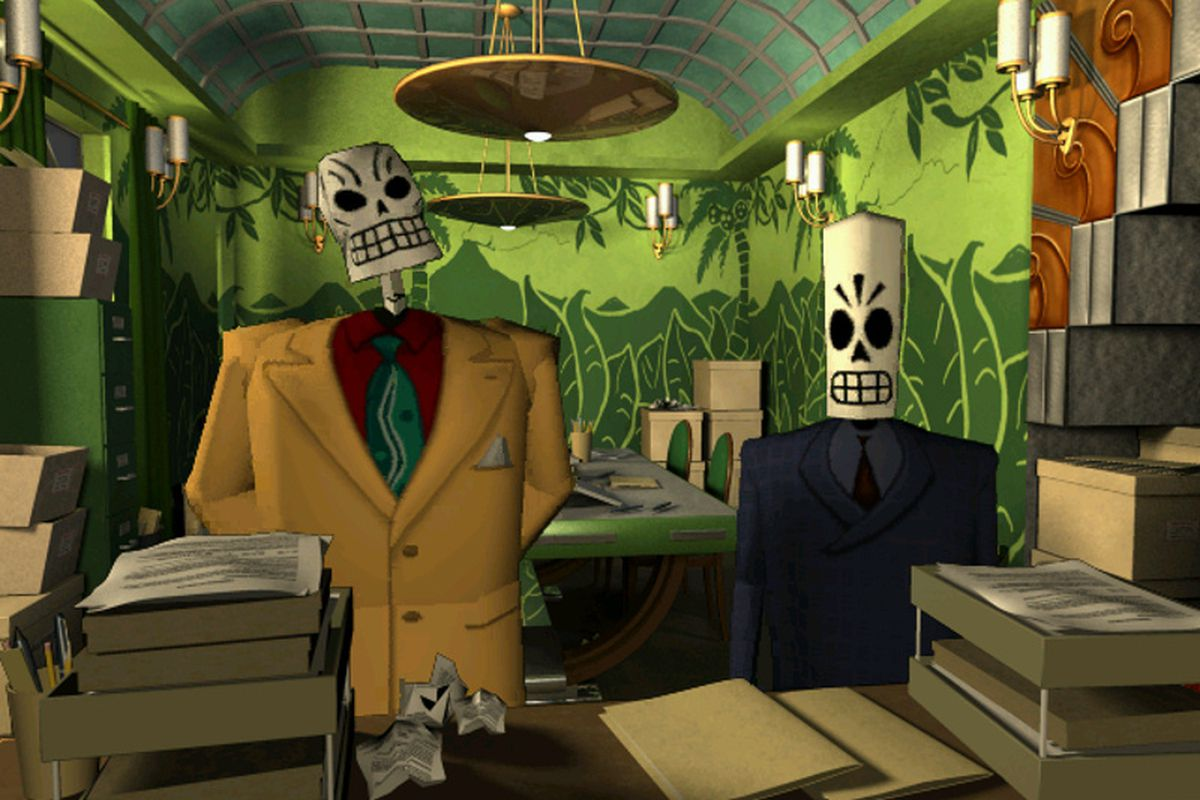 ResidualVM's first stable release makes Grim Fandango