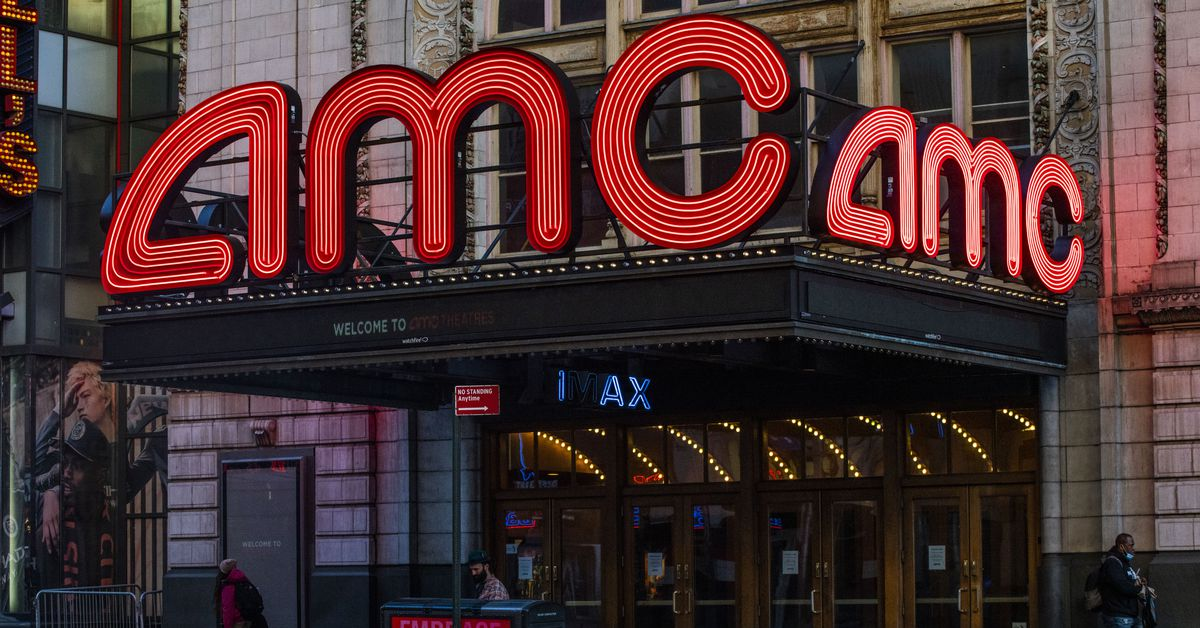 AMC Theaters is learning to embrace the streaming...