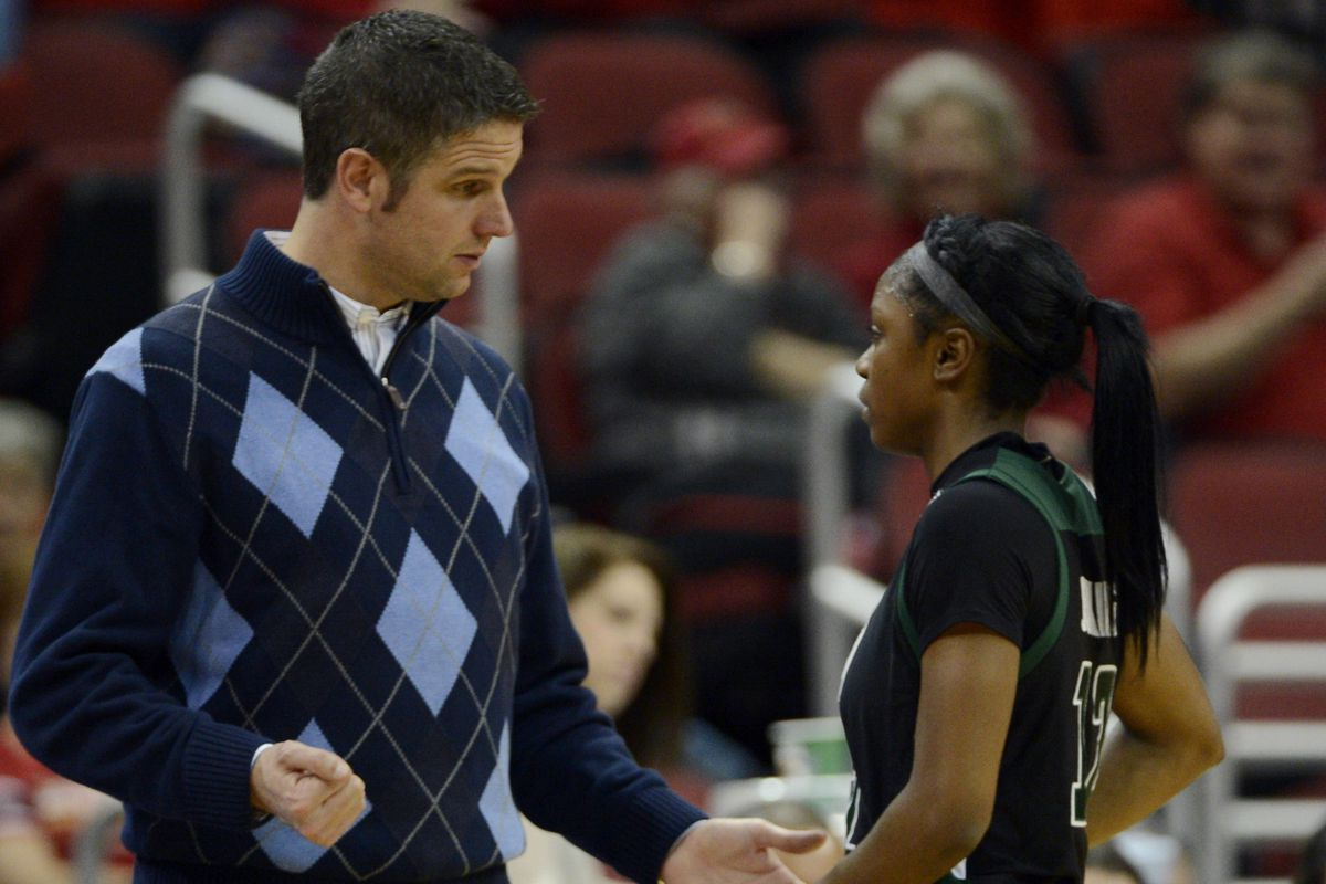 Ohio head coach Bob Bolden suffered his first loss at home as leader of the 'Cats.