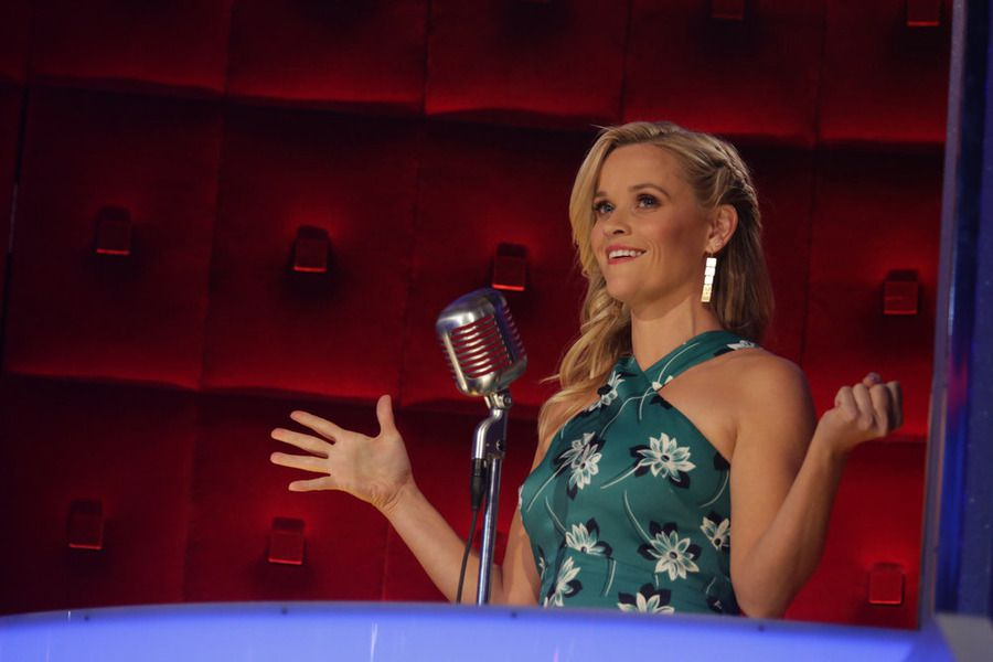 Reese Witherspoon on Best Time Ever.
