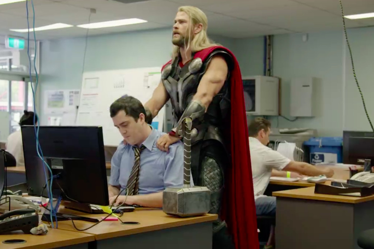 Good News Thor S Roommate Survived Avengers Infinity War The Verge