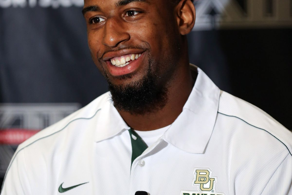 In the absence of solid DL play, Baylor may need Ahmad Dixon to be better than even he could possibly imagine.  Mandatory Credit: Kevin Jairaj-US PRESSWIRE