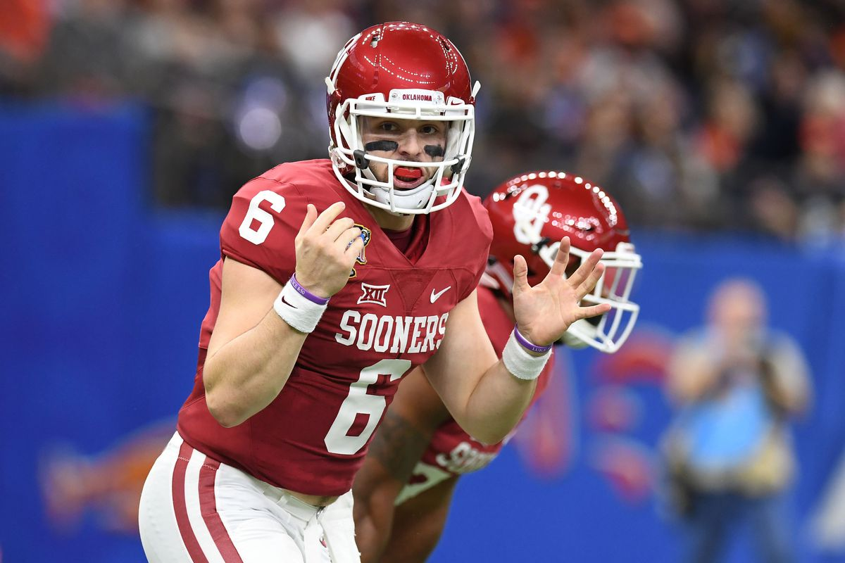 eb251bef9 Oklahoma QB Baker Mayfield writes lengthy apology for weekend arrest ...