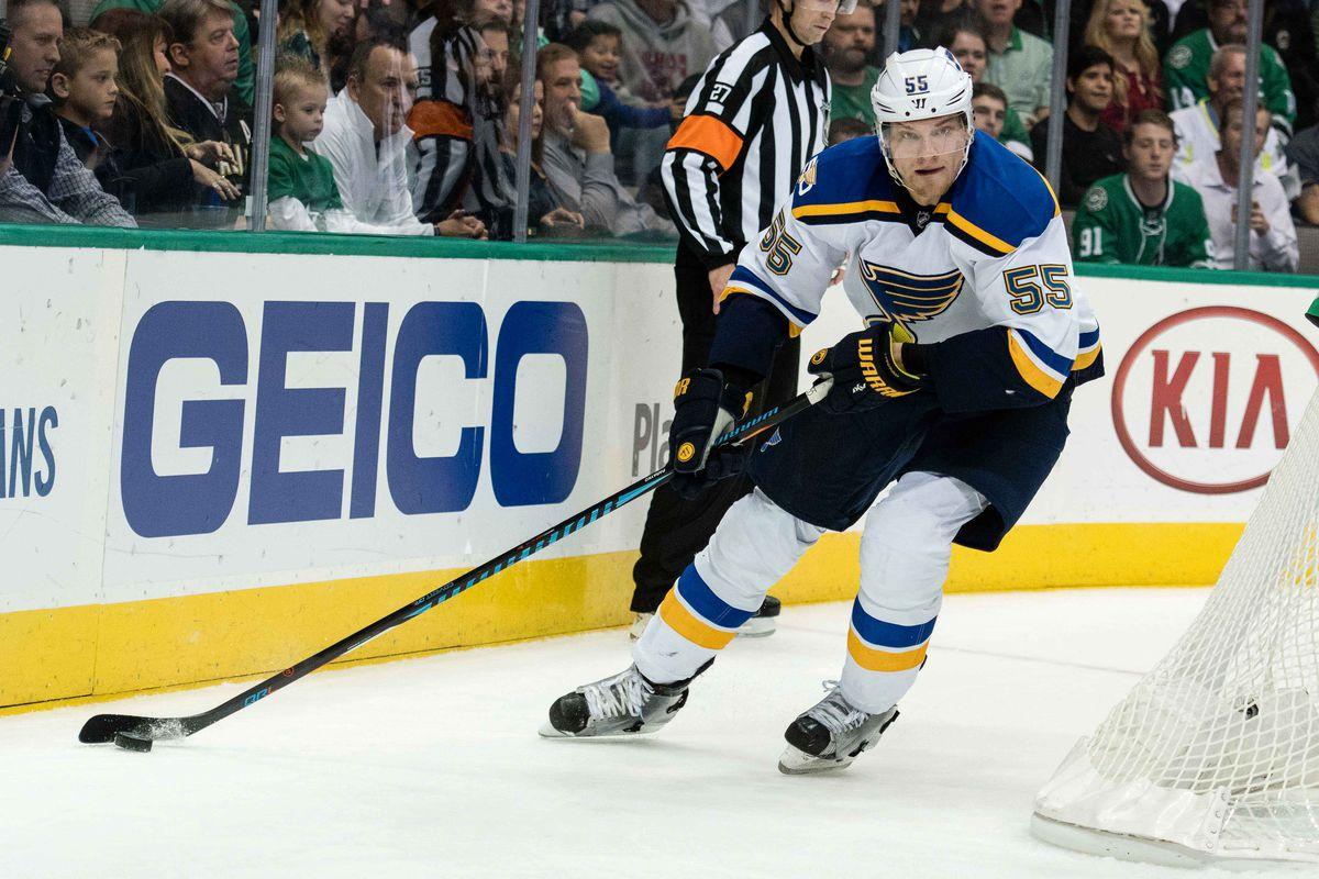NHL: Colton Parayko