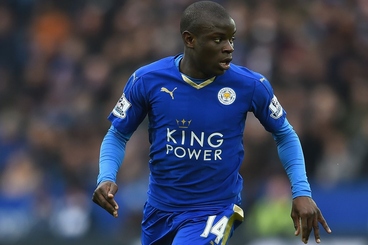 Report: Juventus to target Leicester City midfielder N'Golo Kante this  summer - Black & White & Read All Over