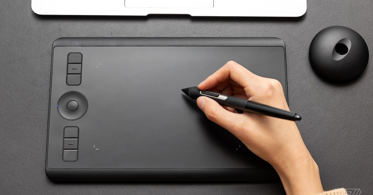 Wacom says it's not spying on its customers, and users can opt out of data collection