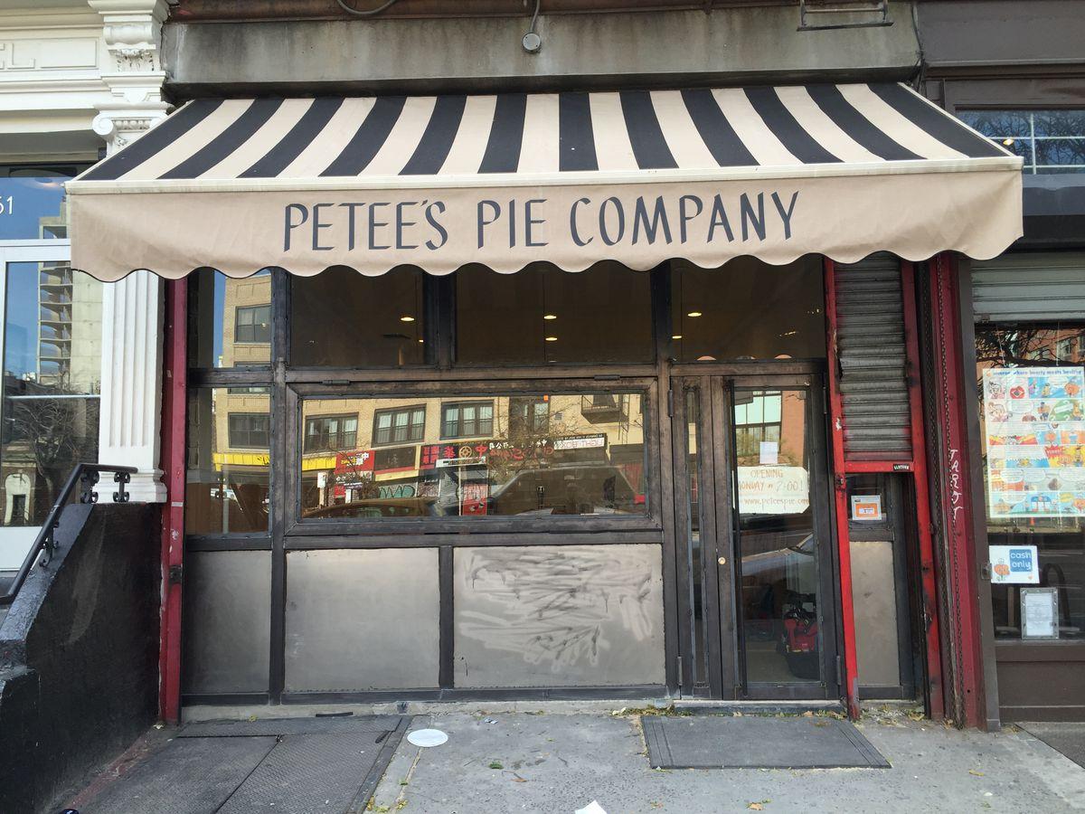 petee's pie shop