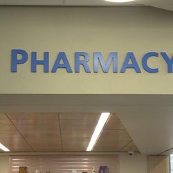 The pharmacy at Intermountain Healthcare's Salt Lake Clinic is pictured on Tuesday, Aug. 22, 2017. Intermountain Healthcare is working to reduce the number of opioid tablets its hospitals and clinics prescribe by 40 percent by the end of 2018.