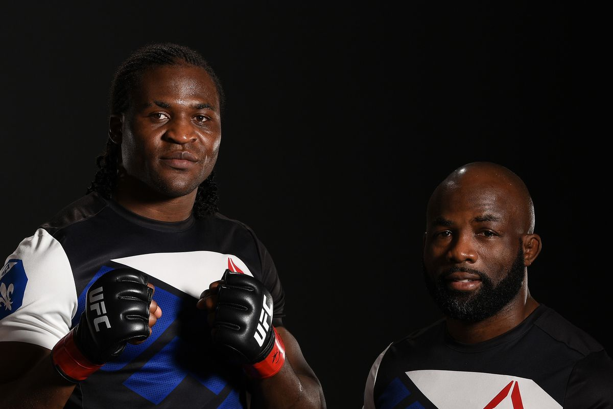Francis Ngannou - UFC Fight Night: Holm v Shevchenko