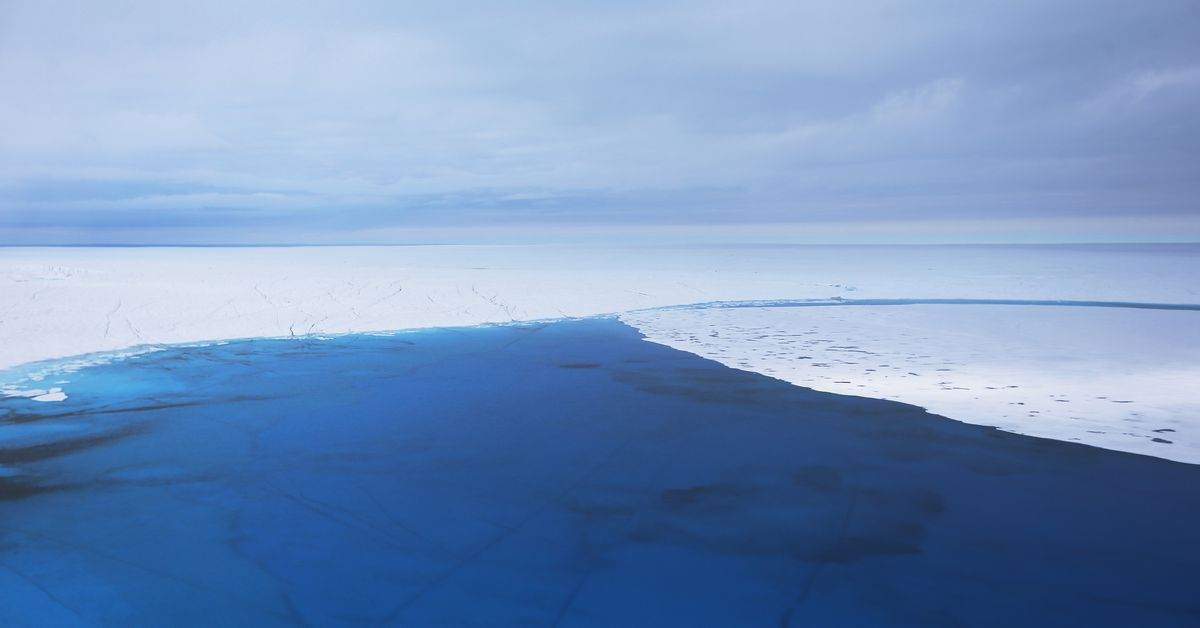 Joe Rogan Reddit >> Greenland's ice is melting faster than we thought. Here's ...