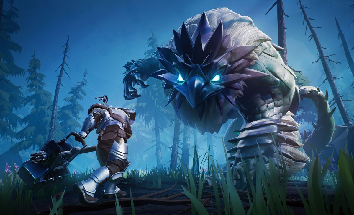 Dauntless cross-save features are fantastic - Polygon