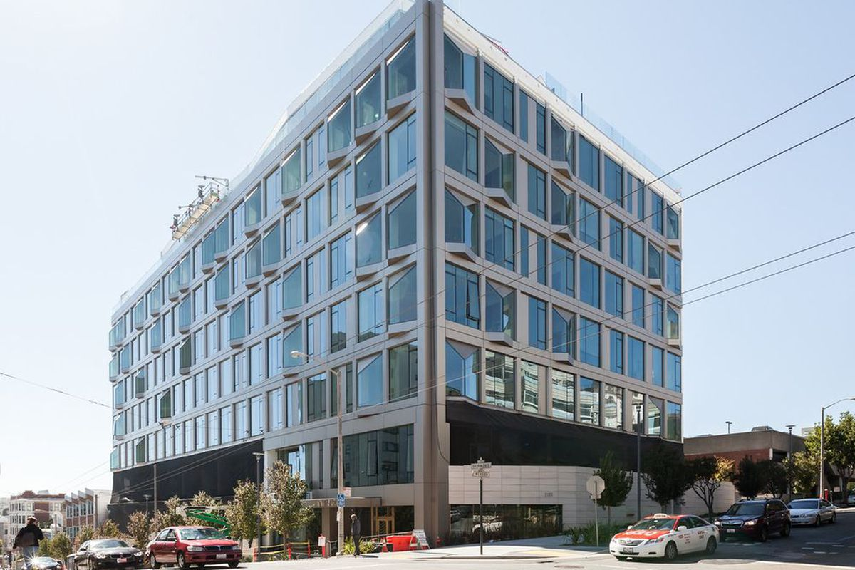 Pacific building marks first sale: $8.9 million - Curbed SF