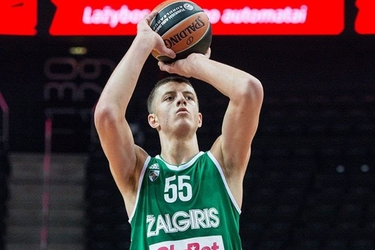 Isaiah Hartenstein Draft