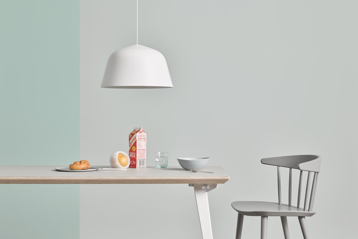 modern table from Floyd