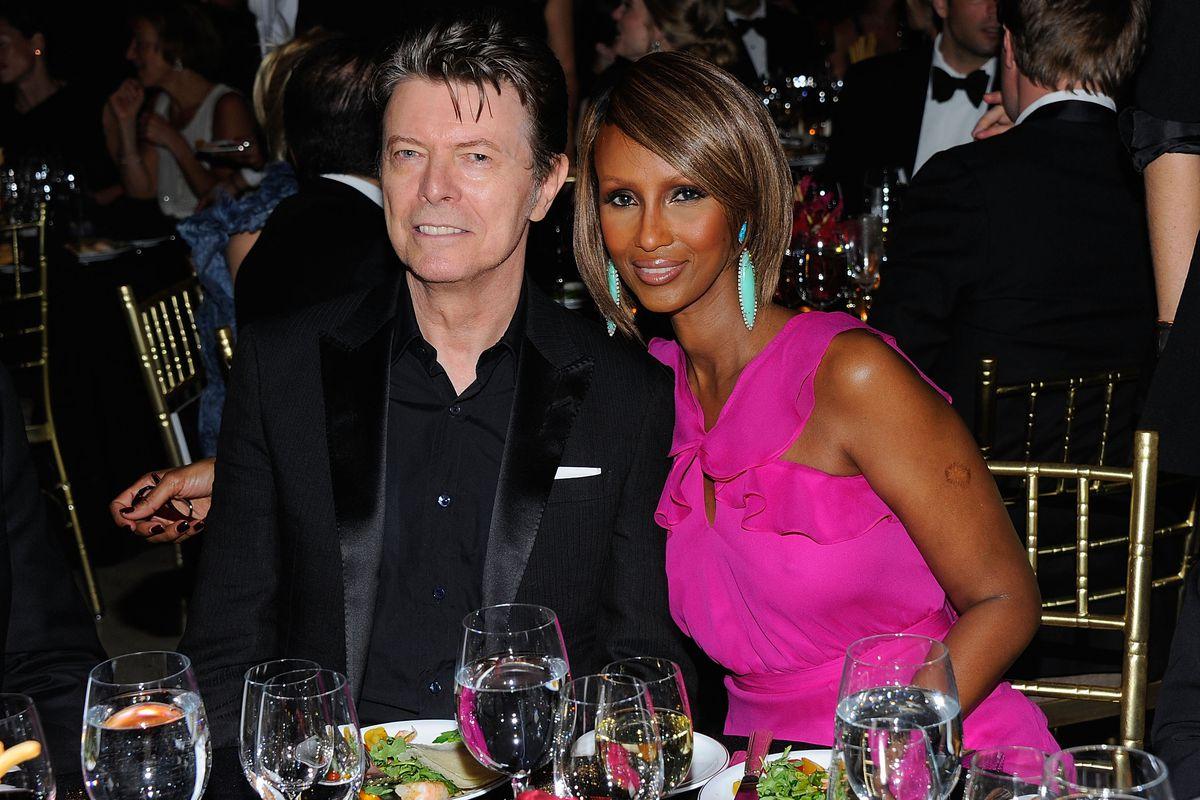 GOAT.  R.I.P. David Bowie.
